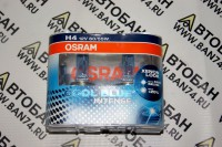 Комплект ламп H4 COOL BLUE INTENSE OSRAM